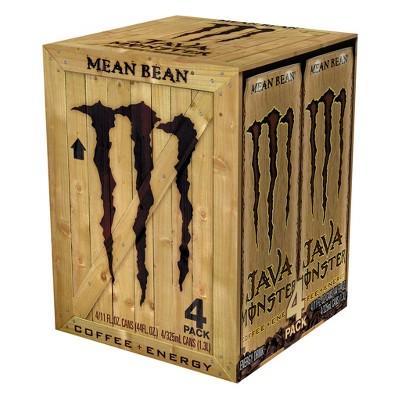 Energy & Sports Drinks: Java Monster