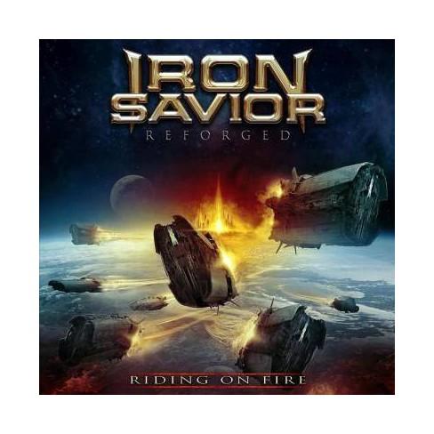 Iron Savior - Reforged: Riding on Fire (Vinyl) - image 1 of 1