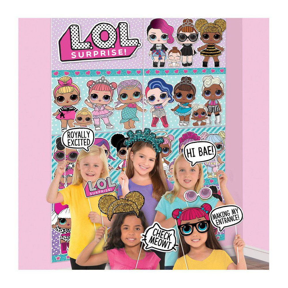 Image of L.O.L. Surprise! Scene Setter With Photo Booth Props