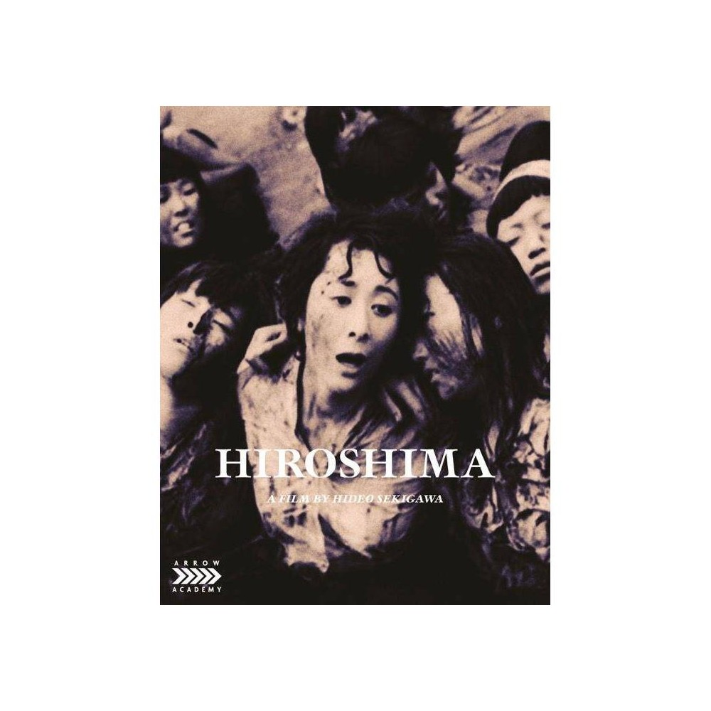 Hiroshima Blu Ray 2020