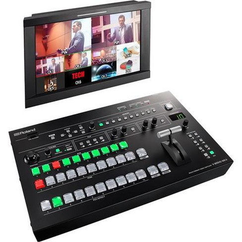 Roland V-800HD MKII Multi-Format Video Switcher - image 1 of 1