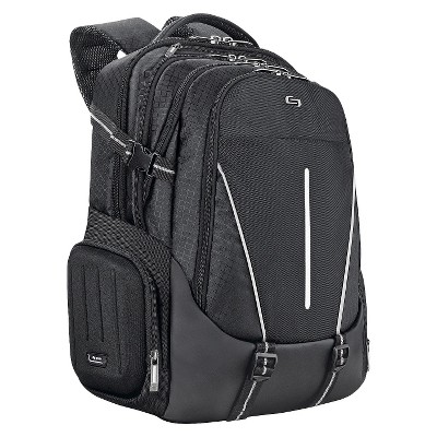 "Solo 19"" Active Backpack - Black"
