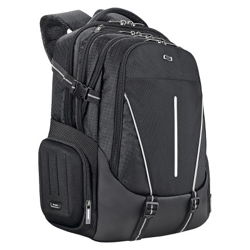 Solo 19 Active Backpack Black