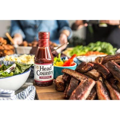 Head Country Bar-B-Q Sauce Original - 20oz