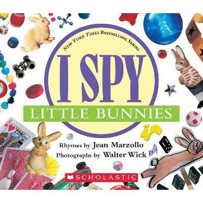 I Spy Little Bunnies ( I Spy)(Board)