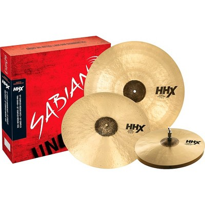 Sabian HHX Complex Performance Cymbal Set