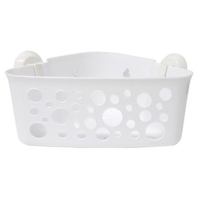 Pillowfort Suction Shower Basket
