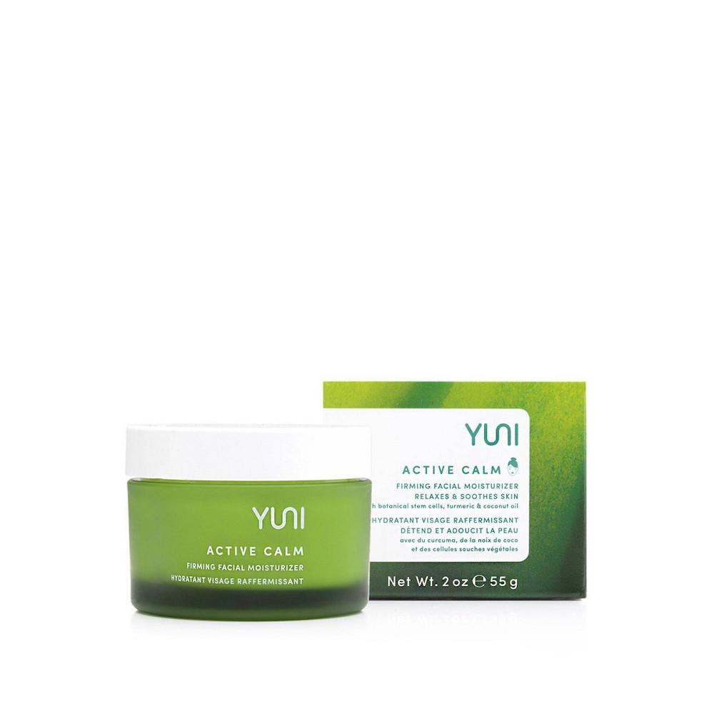 Image of YUNI Beauty Active Calm Firming Facial Moisturizer - 2oz.