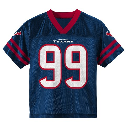 sports shoes 534c7 0ce53 Houston Texans Boys' Player Jersey S