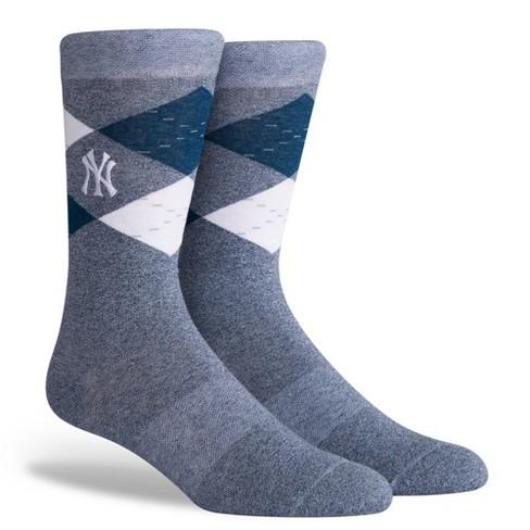 MLB New York Yankees Case Dress Socks - image 1 of 2