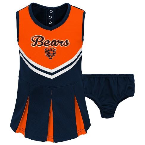 NFL Chicago Bears Infant  Toddler In The Spirit Cheer Set   Target ec699384d