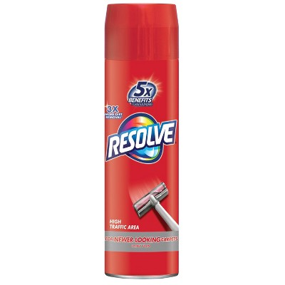 Resolve High Traffic Area Carpet Foam 22 oz