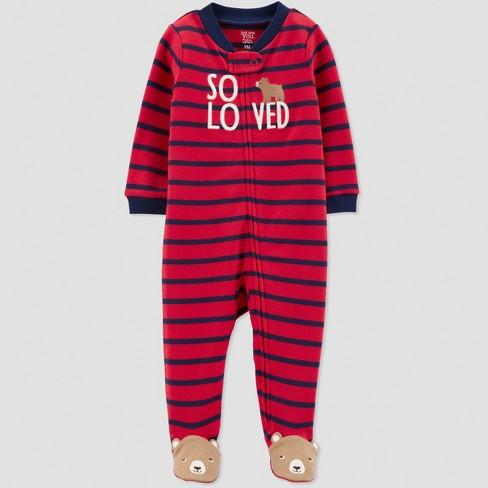 a88098c54ce Baby Boys  Interlock Bear Sleep  N Play - Just One You® Made By ...