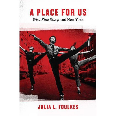A Place for Us - by  Julia L Foulkes (Hardcover) - image 1 of 1