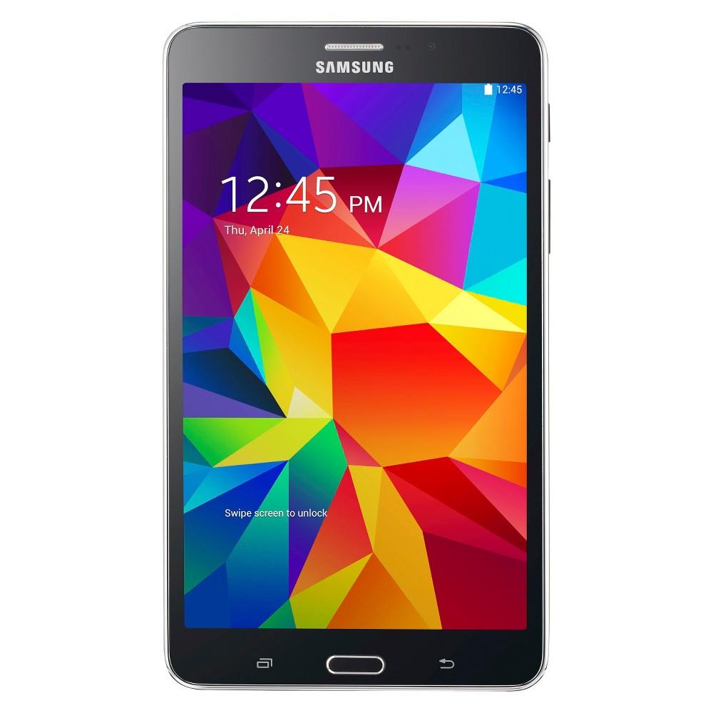 "Samsung Galaxy Tab 4 7"" 8GB Black - SM-T230NYKAXAR"