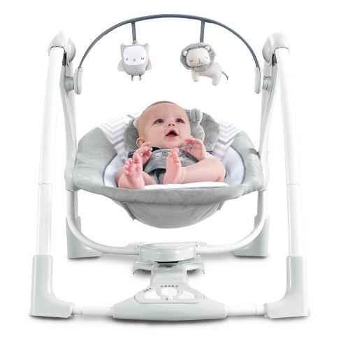 795961837 Ingenuity Power Adapt Portable Swing - Braden   Target