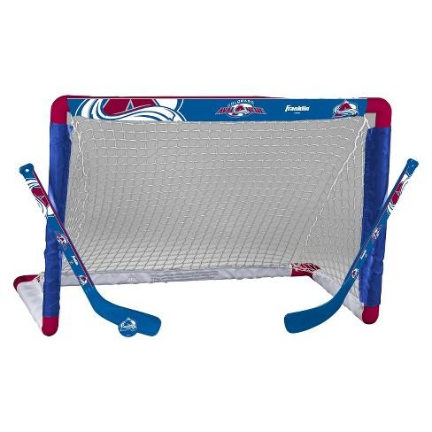 Franklin Sports NHL Colorado Avalanche Mini Hockey Set - image 1 of 1