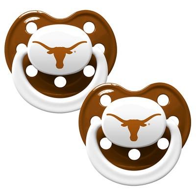 NCAA Texas Longhorns Pacifier