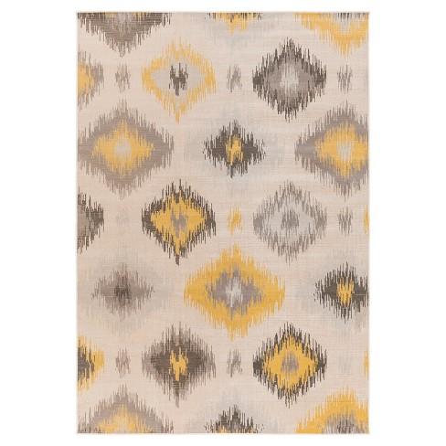 """Surya Thymif Area Rug - Yellow (6'9"""" x 9'8"""") - image 1 of 2"""