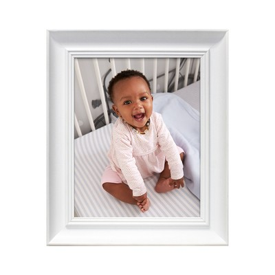 Single Image Frame White 8 x10  - QIK FRAME™