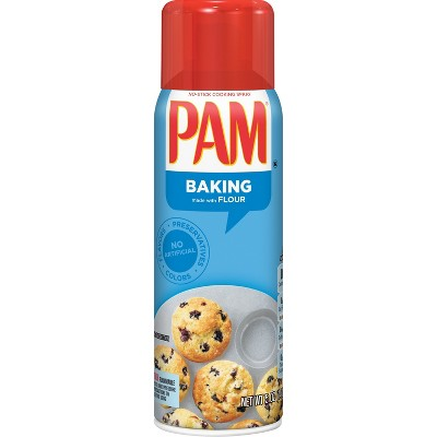 Cooking Spray: Pam Baking