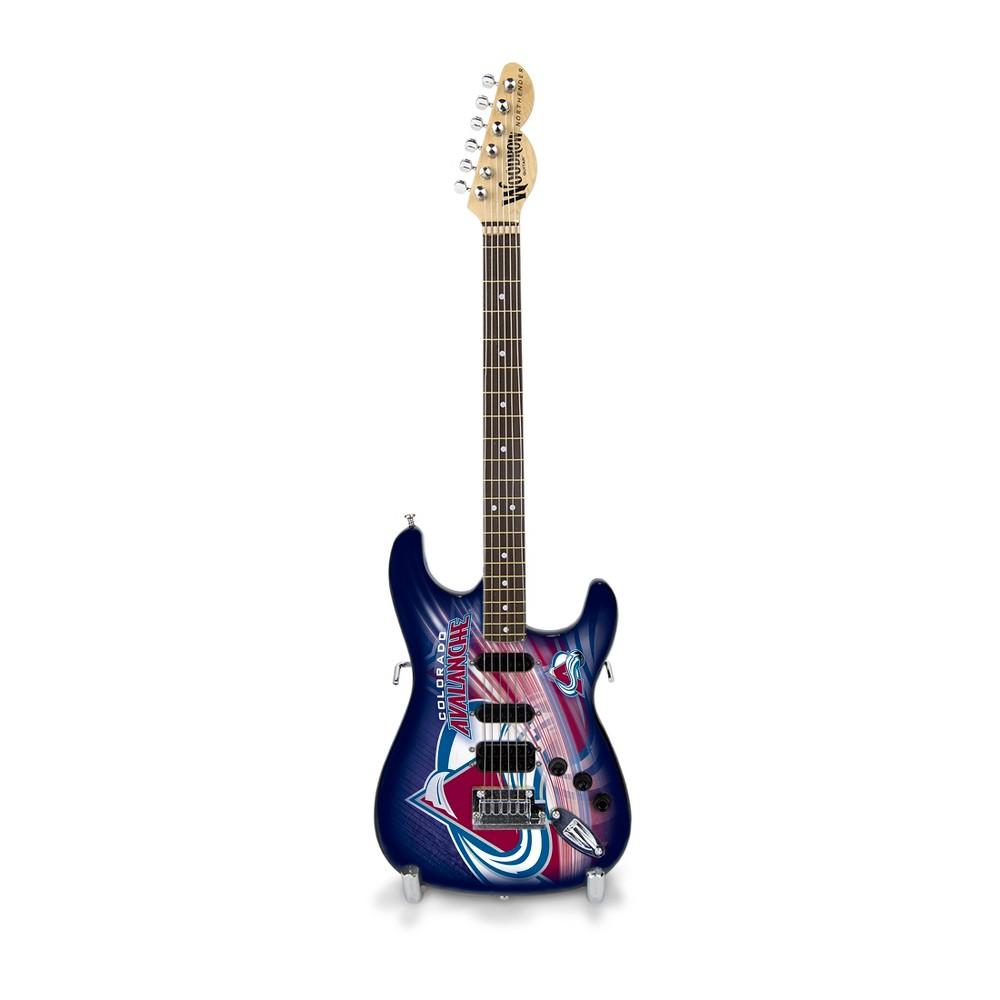 Colorado Avalanche Mini Guitar Colorado Avalanche Mini Guitar