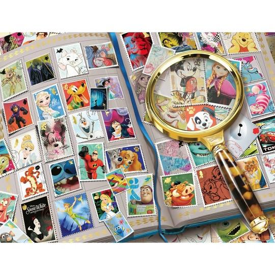 Ravensburger Disney Stamp Album Puzzle 2000pc, Adult Unisex image number null