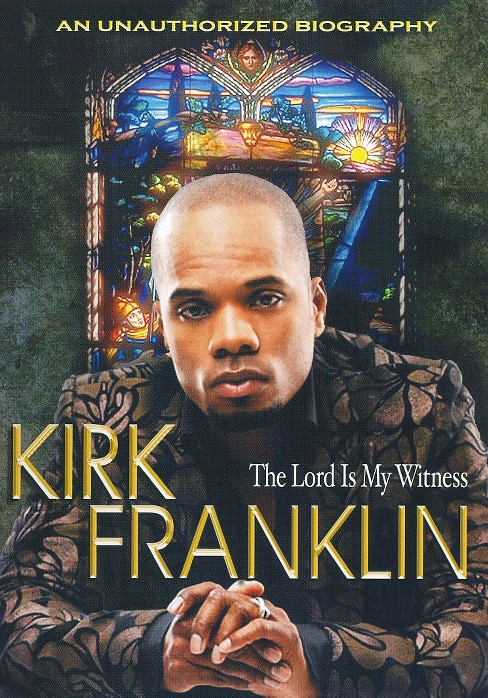 Kirk franklin:Lord is my witness (DVD) - image 1 of 1