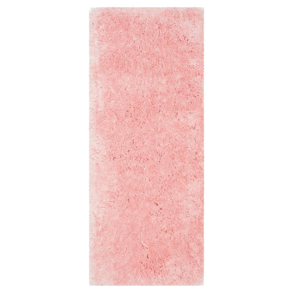 Anwen Accent Rug - Pink (2'3x6') - Safavieh