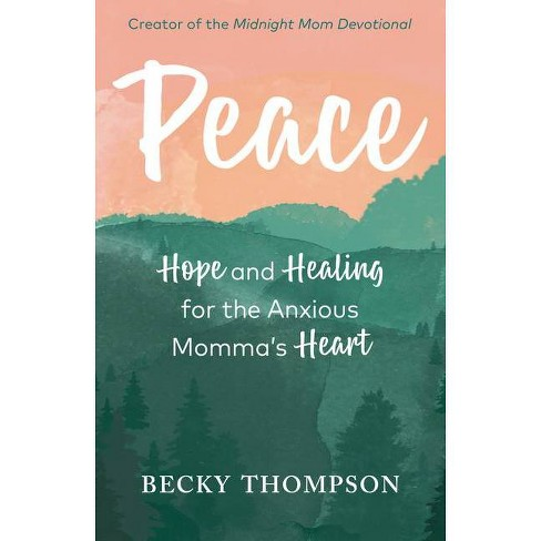 Peace - by  Becky Thompson (Paperback) - image 1 of 1