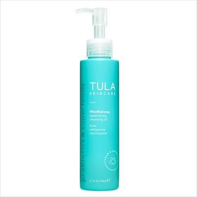 TULA Skincare #Nomakeup Replenishing Cleansing Oil - 4.7 fl oz - Ulta Beauty
