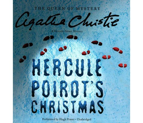 Hercule Poirot's Christmas : Library Edition (Unabridged) (CD/Spoken Word) (Agatha Christie) - image 1 of 1