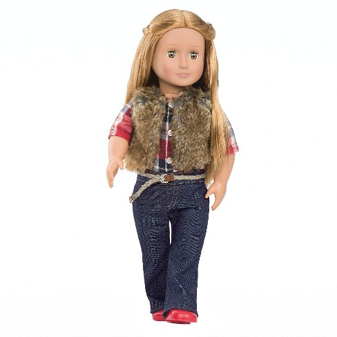 Our Generation® Retro Doll - Jamie™ - image 1 of 1