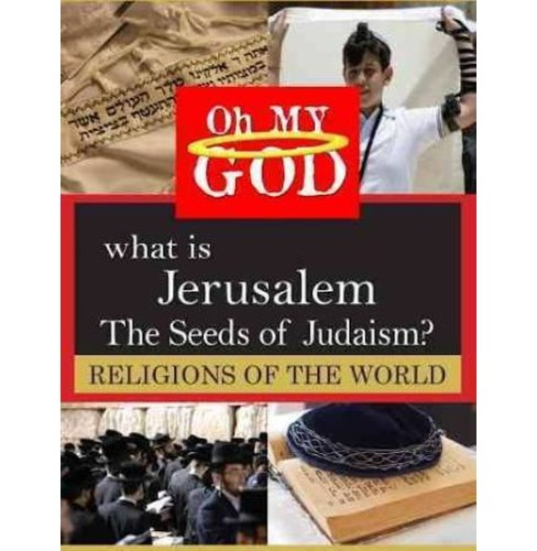 Oh my god:Religions what is jerusalem (DVD) - image 1 of 1