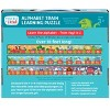 Chuckle & Roar Alphabet Train Learning Puzzle - 28pc - image 3 of 4