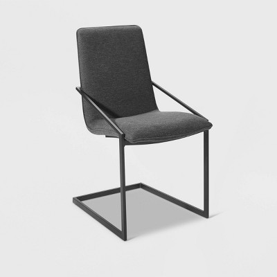 Pitch Upholstered Fabric Dining Armchair - Modway