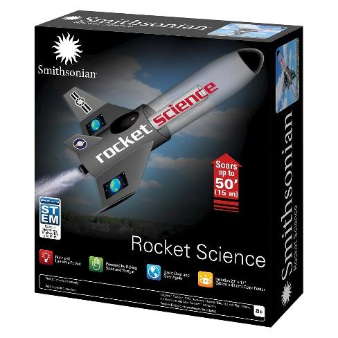 Smithsonian Rocket Science Kit - image 1 of 4