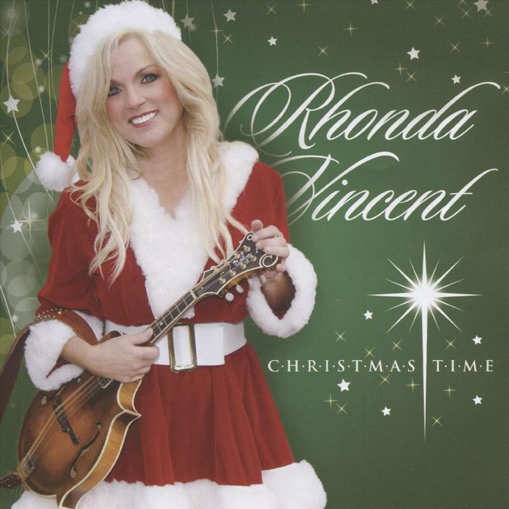 Rhonda vincent - Christmas time (CD)