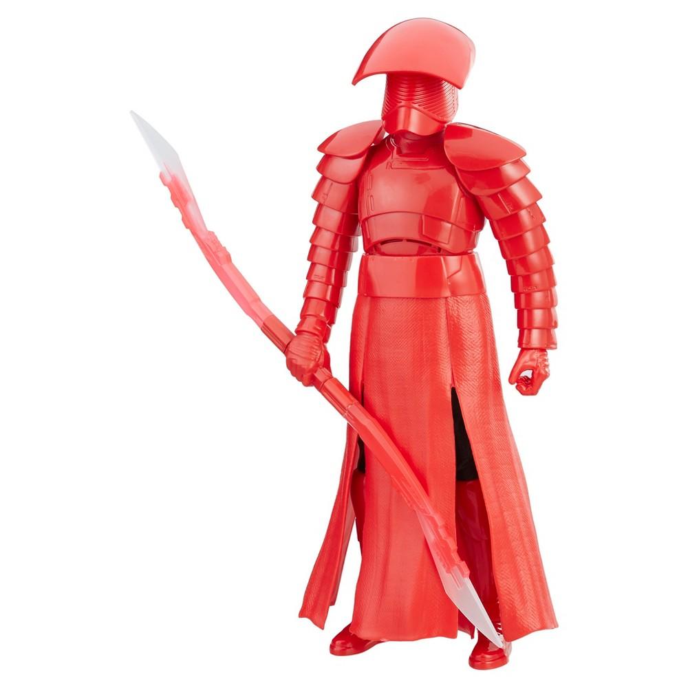 Star Wars The Last Jedi Electronic Duel Elite Praetorian Guard Action Figure