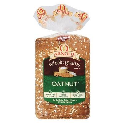 Brownberry 100% Oatnut Bread - 24oz