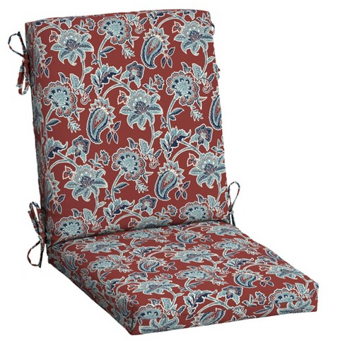 Arden Selections Caspian Outdoor High Back Dining Chair Cushion Target
