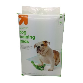 Puppy and Adult Dog Training Pads - XL - 50ct - Up&Up™