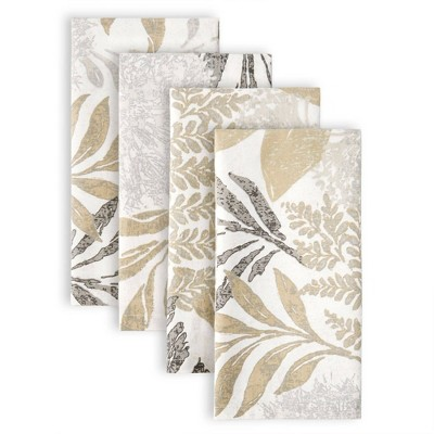 4pk Cotton Hastings Napkins - Town & Country Living