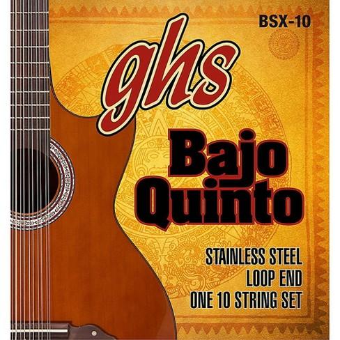 GHS Bajo Sexto 10-String Guitar Strings Set - image 1 of 1