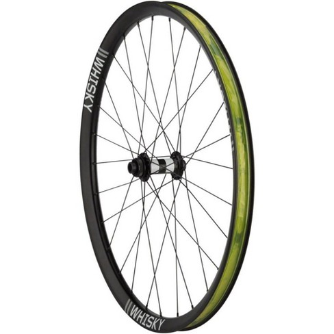 Whisky No.9 36w Front Wheel: 27.5 DT 350, 110 x 15mm, Centerlock Disc, Carbon - image 1 of 4