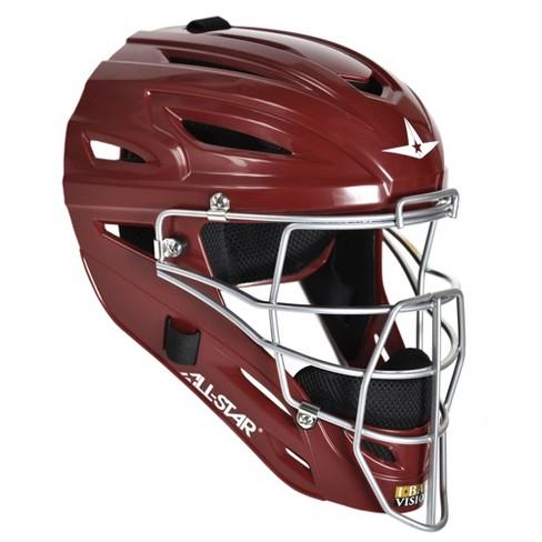 All-Star System Seven Adult Baseball Catcher's Helmet - image 1 of 1