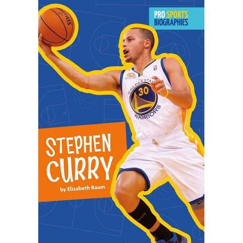 Stephen Curry - (Pro Sports Biographies) by  Elizabeth Raum (Paperback) - image 1 of 1