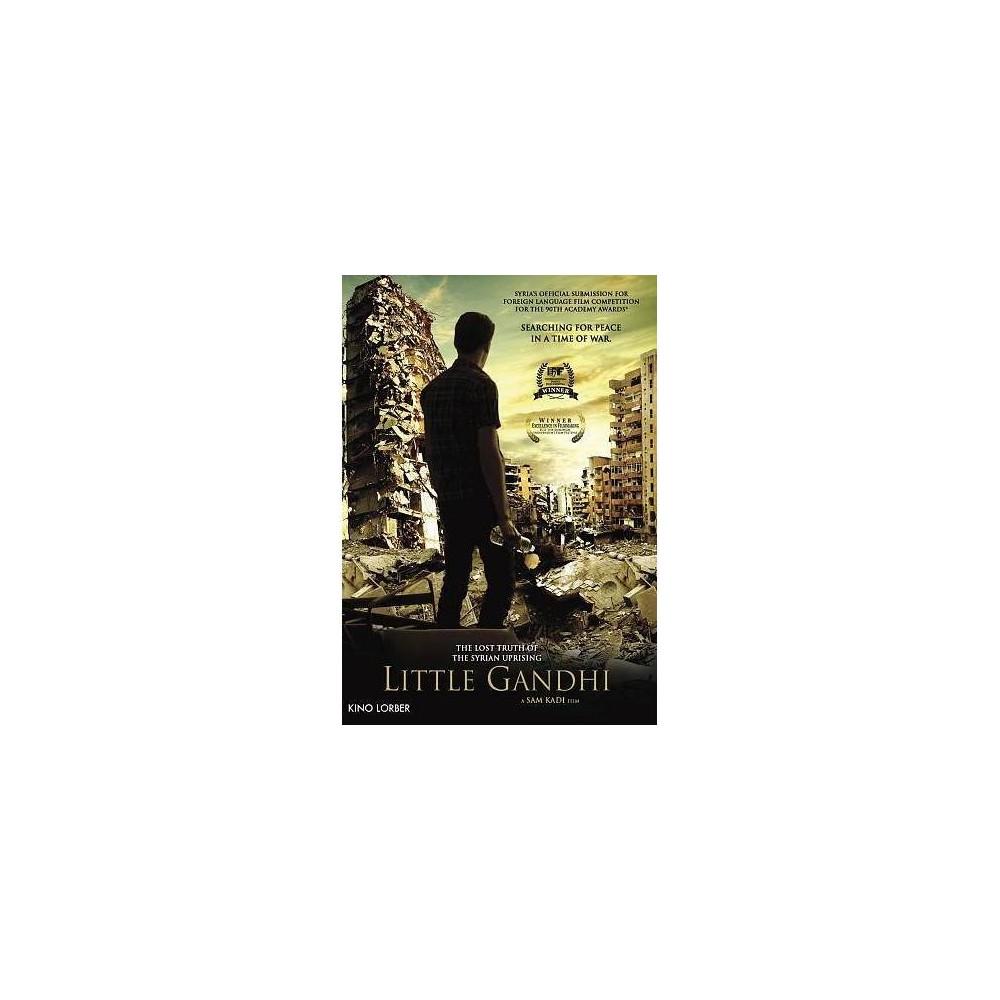 Little Gandhi (Dvd), Movies