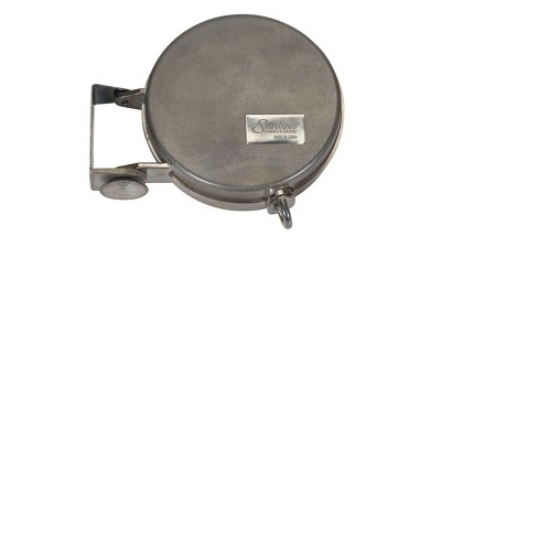 Household Essentials Retractable Clothesline Silver - image 1 of 4