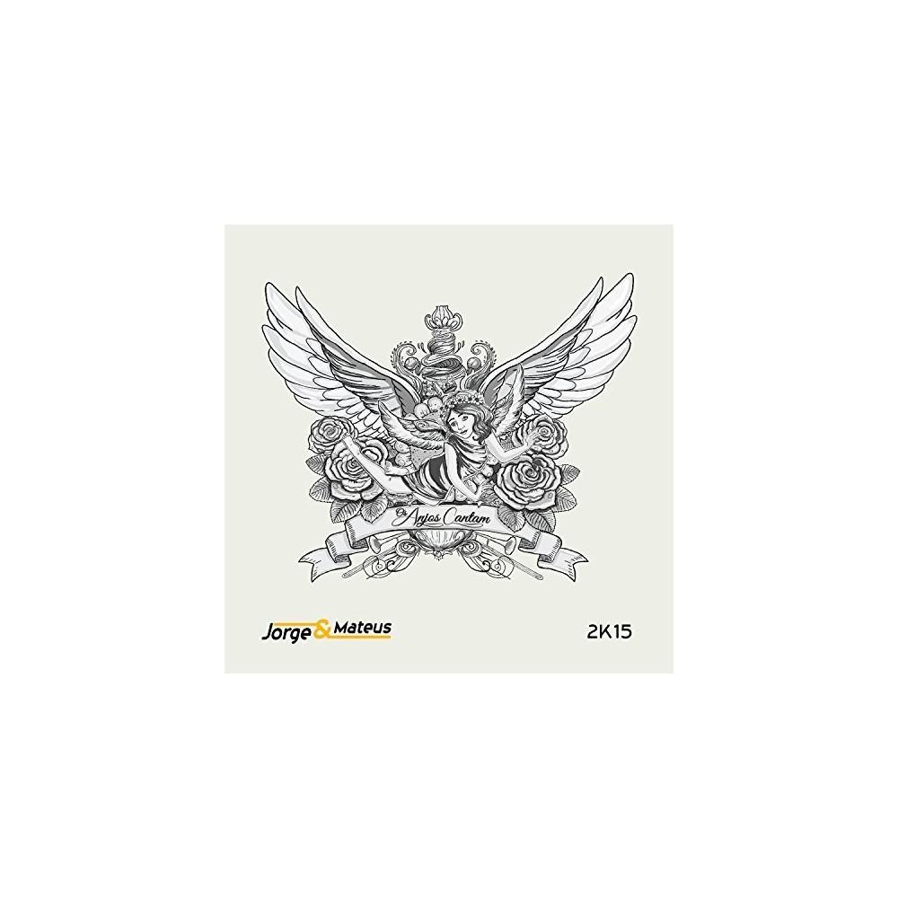 Jorge & Mateus - Os Anjos Cantam (CD)